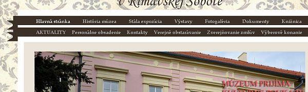 Gemersko malohontské múzeum